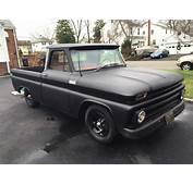 1965 Chevy C10 Fleetside Custom SHORTBED Pickup Truck Rat Rod Look