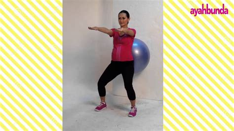 Gymball Bola Senam tips senam dengan