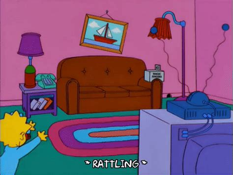 simpsons living room page 8 for maggie simpson gifs primo gif latest