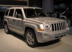 jeep patriot 2 4 limited photos and comments www