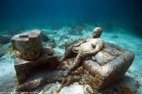imagenes increibles bajo el mar un museo subacu 225 tico que mezcla el arte y el medio ambiente