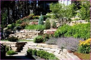 slope landscaping ideas for backyards landscaping ideas for small sloping backyards home