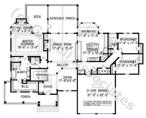 accessible home plans 08132 breckenridge cottage house plan 1st floor plan