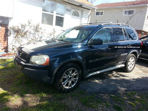volvo xc  awd pre owned