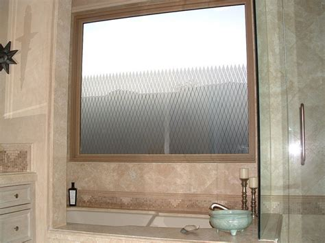 frosted windows for bathrooms diamond grid bathroom windows frosted glass designs