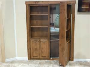 Build A Bookcase Door Murphy Door Inc Goes Global With Its Bookcase Doors