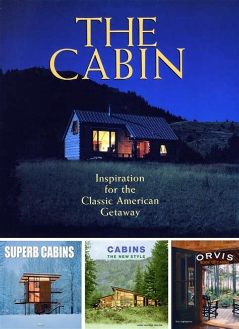 Book Of Cabins Pdf Diy Cabin Design Books Cabin Plan Loft
