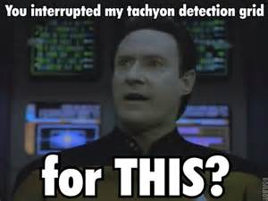 Data Star Trek Meme - tng scifun