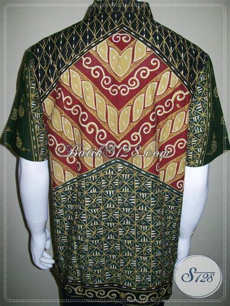 Kemeja Batik Mewah kemeja batik mewah batik tulis elegan eksklusif dan