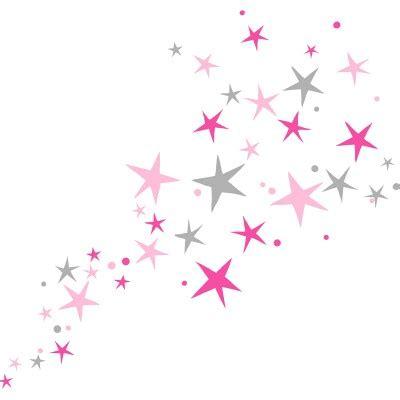 chambre fille etoile stickers chambre fille etoiles mimi lou berceau magique