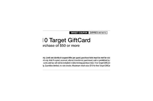 target 10 off 50 baby registry coupon
