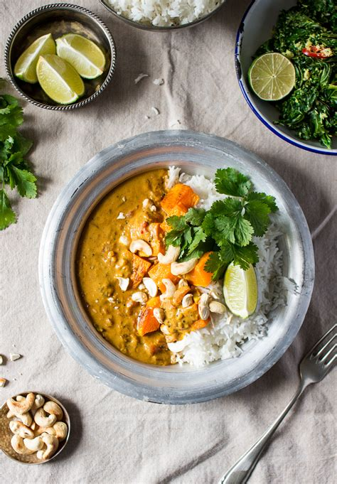 Really Small Kitchen Ideas pumpkin coconut curry lazy cat kitchen