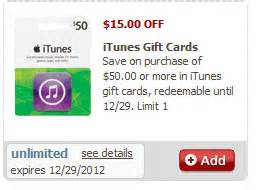 Safeway Itunes Gift Cards - safeway 60 worth of itunes gift cards for 36