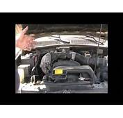 Kia Sportage 2001 Cold Start After Repair  YouTube