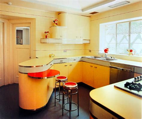 mid century kitchens the colours of mid century modern part 2
