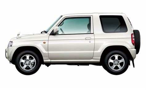 mitsubishi mini dimensions mitsubishi pajero mini premium selection final anniversary