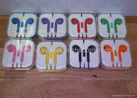 apple earpods colors iphone 6 5s 5c color apple earpods with remote mic