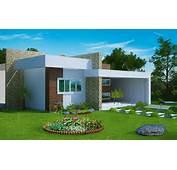 Uma Fachada Moderna De Casa Hoje Sin Nimo Grandeza E Pictures To