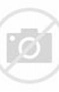 Model Terbaru Gamis Batik Kombinasi