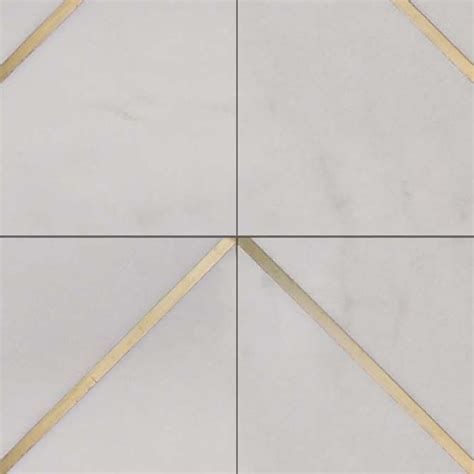 geometric pattern white marble floor tile texture seamless 19336