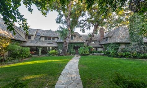 larry david house larry david lists fairytale mansion in pacific palisades pricey pads