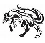 Tribal Wolf Tattoos – Designs And Ideas