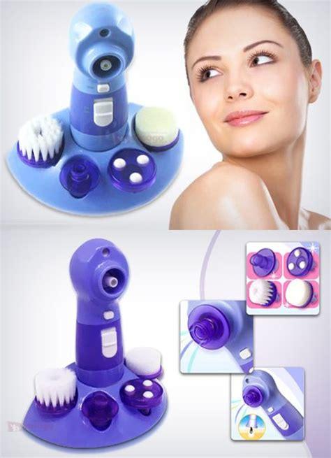 Alat Pembersih Wajah Di Jaco alat pembersih wajah 4 in 1 bersihkan wajah tanpa rasa