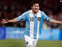 Lionel Messi Argentina 2014