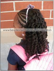 African american little girl braids hairstyles