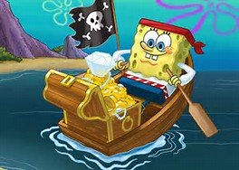 Spongebob SquarePants Pirate