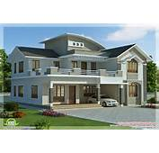 2960 Sqfeet 4 Bedroom Villa Design  Kerala Home And Floor