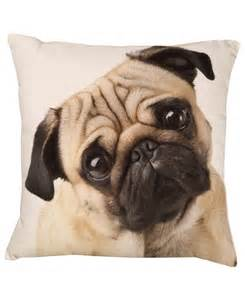 pug cushion gift shop personalised gift shop