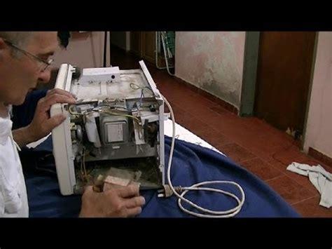 Trafo Microwave Como Reciclar Un Trafo De Microondas As Microwave Recycle Transformer