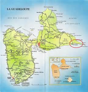 Infos sur carte guadeloupe arts et voyages