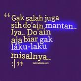Related image with Gambar Kata Kata Lucu Untuk Mantan