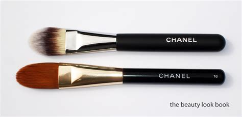 Prescriptives Foundation Brush by Chanel Foundation Brush 6 The Look Book