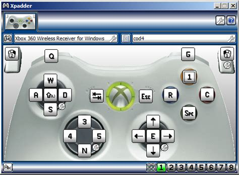 layout xpadder steam community guide controller support xbox 360