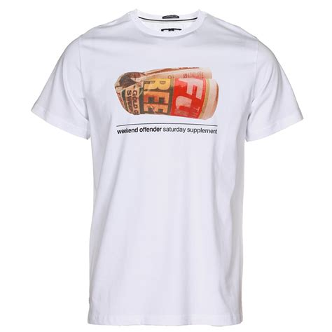 supplement t shirts weekend offender t shirts saturday supplement in