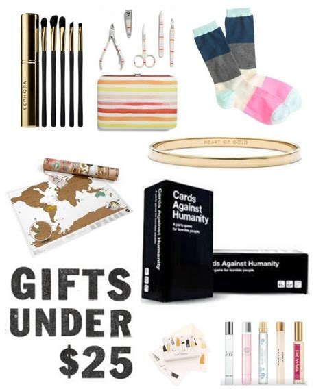 gifts under 25 christmas gifts under 25 28 images christmas gifts 25