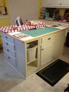 Room table sewing pinterest craft rooms crafts and islands