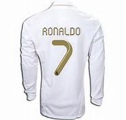 Cristiano Ronaldo Real Madrid Jersey