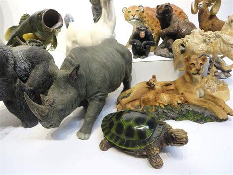 Assorted Animals Animals fifteen assorted resin animals