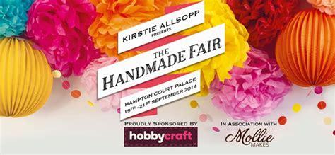 Handmade Fair - win tickets to the handmade fair the homemakery
