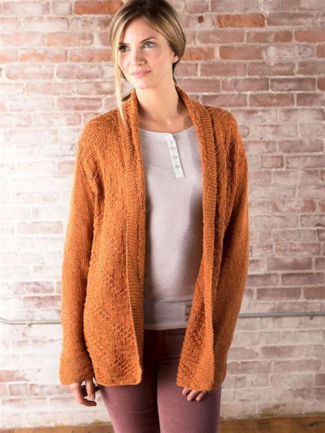 knit sweater pattern software sun prairie is a sophisticated and comfortable cardigan
