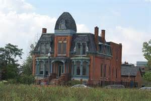 Detroit mansions places i d abandoned buildings abandoned homes
