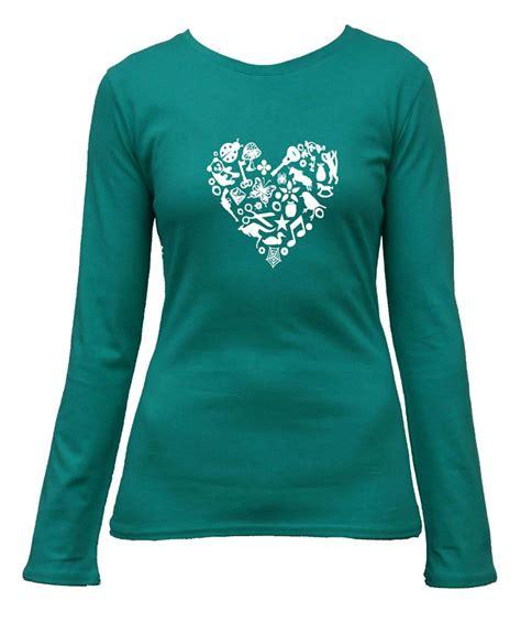 heart pattern shirt heart pattern hearts ladies women s cute t shirt singlet