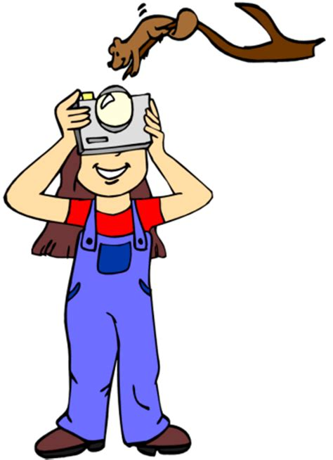 taking pictures clipart