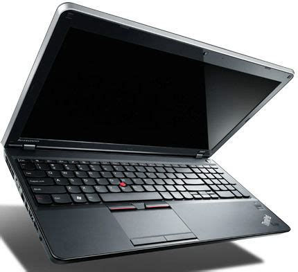 Laptop Lenovo Second I3 lenovo thinkpad edge e520 i3 2nd 2 gb 320