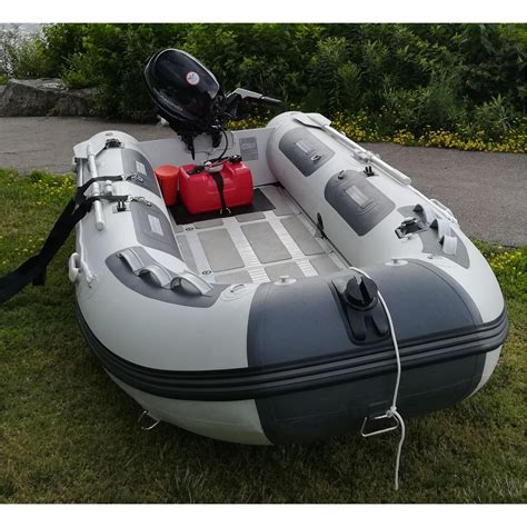 inflatable boats hamilton 11 ft zodiac type german pvc premium inflatable boat