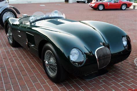 jaguar c type review design automobile